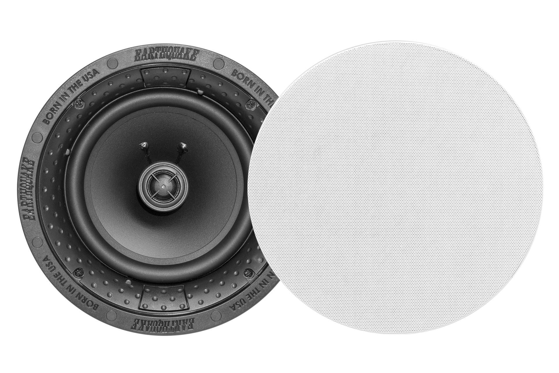 """Earthquake R800 8"""" In-Ceiling Speaker ( Pair ) R-800_01"""